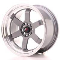 Диски литые 17/4*100/4*108/4*114.3/et25-35  J8 - J9  Japan Racing Wheels JR12  (цвет на выбор)