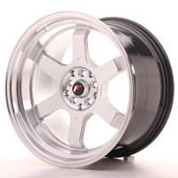 Диски литые 18/4*100/4*108/4*114.3/et20-25  J9 - J10  Japan Racing Wheels JR12 Бланки (цвет полировка и серебро)