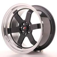 Диски литые 18/5*100/5*105/5*108/5*110/5*112/5*114.3/5*115/5*118/5*120/et0-30  J9 - J10  Japan Racing Wheels JR12  (цвет на выбор)