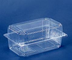 Одноразовая блистерная упаковка Пластиковый контейнер, блистер  230*130*78 см