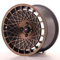 Диски литые 16/4*100/et10-25  J8 - j9  Japan Racing Wheels JR14 (цвет на выбор)