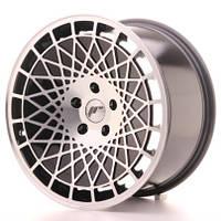 Диски литые 17/5*98/5*100/5*105/5*108/5*114.3/5*115/5*118/5*120/et15  J8,5  Japan Racing Wheels JR14  (цвет полированный и  серебро)