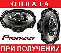 Автоакустика Pioneer TS-A6994S 600W 5ПОЛОС! + СЕТКИ!