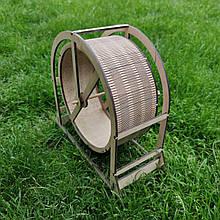 Колесо для миші хом'яків щурів 275х240х110 D=200мм tty-f000027