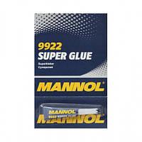 Супер клей Mannol