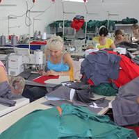 Услуги пошива одежды