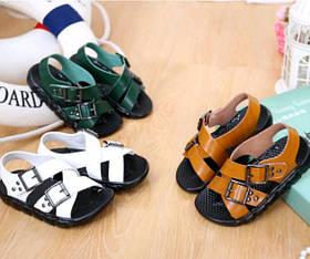 Летняя детская обувь для мальчиков