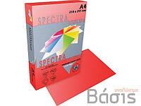 Цветная бумага SINAR SPECTRA Red 250 80г/м2