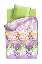 Постельное белье для детей Непоседа полуторный Принцесса на облаках