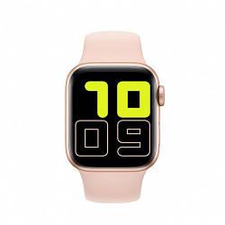 Умные Смарт Часы Supero Smart Watch X7 С Тонометром Розовые