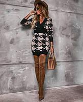 """Сукня жіноча кашемір розмір 42-46 """"MONRO"""" недорого від прямого постачальника"""