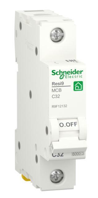 Автоматический выключатель RESI9 6kA 1P 32A C