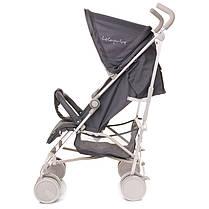 Детская коляска трость 4 Baby Le Caprice 2016 (Dark Grey) , фото 3