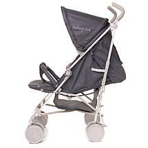 Детская коляска трость 4 Baby Le Caprice 2016 (Black) , фото 2