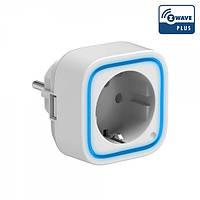 Розеточный выключатель Z-Wave со счетчиком электроэнергии - AEOEZW096-EU