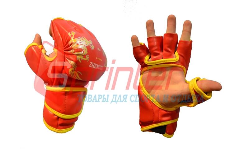 Перчатки для рукопашного боя L (красный)