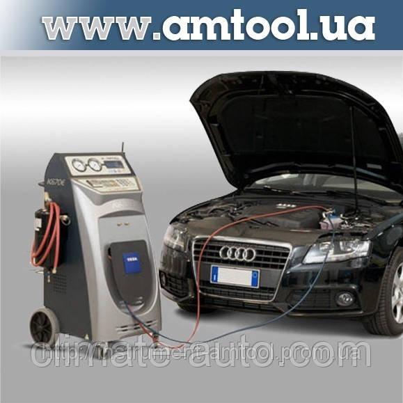 Ремонт установки по заправке автомобильных кондиционеров кондиционеры продажа и установка Краснодаре