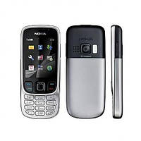 Телефон NOKIA 6303 Silver