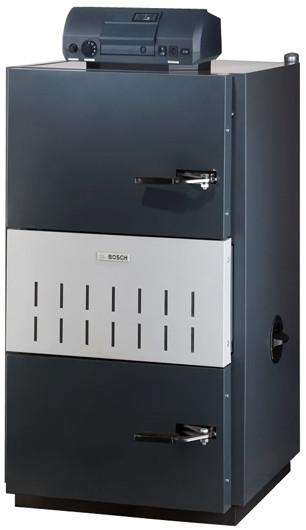 Пиролизный котел на твердом топливе с газификацией древесины Bosch Solid 5000 W-2 21