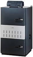 Пиролизный котел на твердом топливе с газификацией древесины Bosch Solid 5000 W-2 21, фото 1