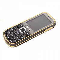 Телефон Nokia 3720c  2Sim  SIlver