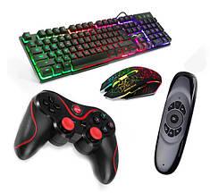 Клавиатуры, мыши, контроллеры