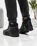 Ботинки мужские на меху зима (СГБ-16ч), фото 6