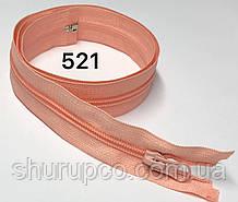 Спіральна блискавка тип 5 (65 см) 521