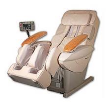 Массажное кресло Panasonic EP30002CW890 (белый)