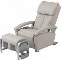 Массажое кресло Panasonic EP1082CL802 с подставкой для ног  (белый)