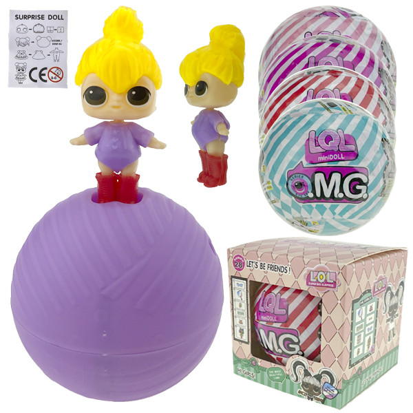 Іграшка Лялька LOL у коробці
