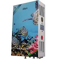Газовая колонка Dion JSD 10 с дисплеем Черепахи
