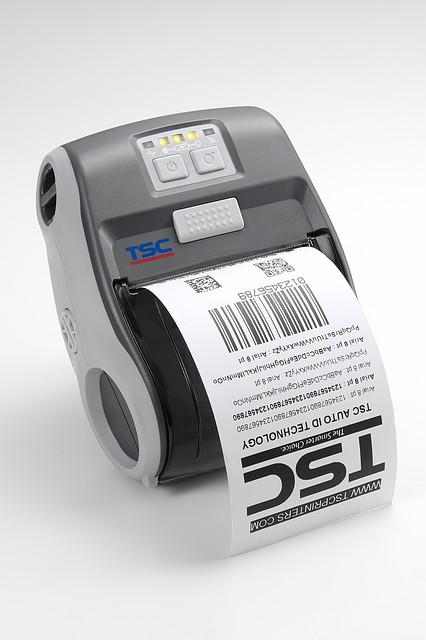 Чековый принтер TSC Alpha-3R