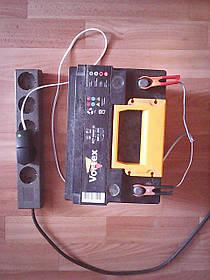 Зарядка для автоаккумулятора 12 вольт