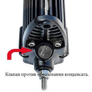 Дополнительная LED фара ALO-S1-10-P7BT 44W 8 Oslon + 2 Cree 9-36V  IP69  4100 Люмен, Комби свет , фото 2