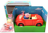 Игровой набор автомобиль Свинки Пеппы ТМ 8818