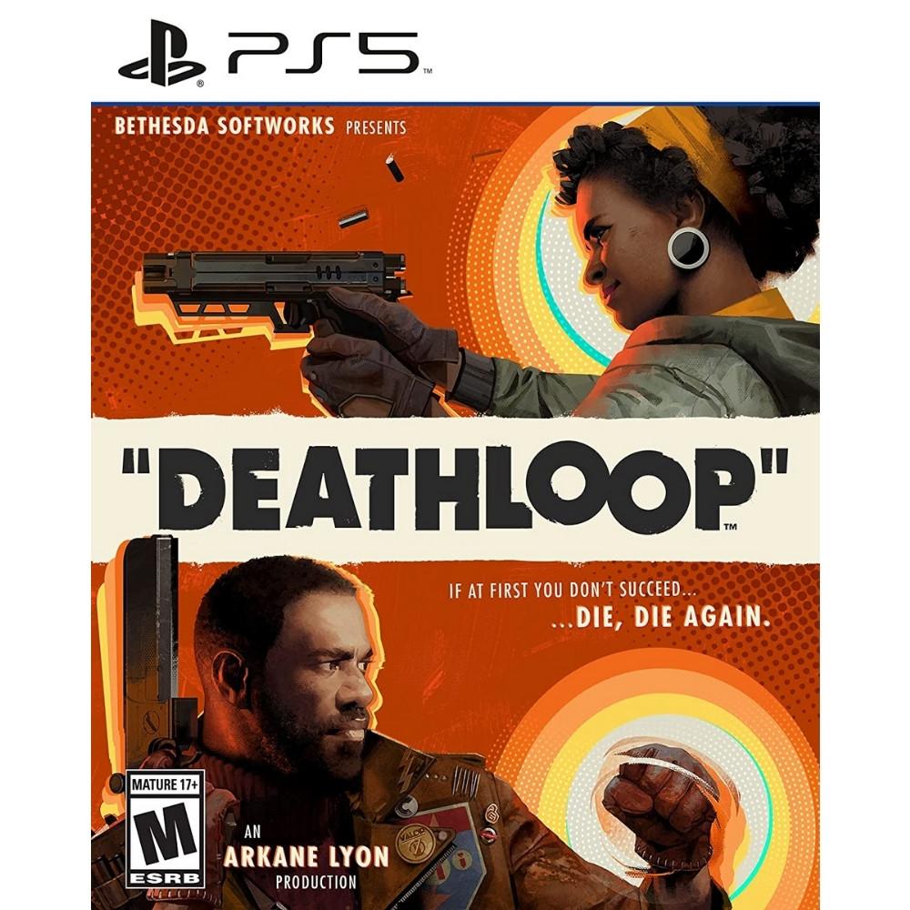 DEATHLOOP (Недельный прокат аккаунта PS5)