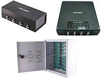 Активные многоканальные приемники по витой паре УПВ-04ВП (УПВ-08ВП,УПВ-16В) для  аналоговых систем