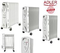 Масляный радиатор ADLER (Оригинал)Польша 9\11\13 секций