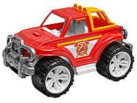 Внедорожник пожарная машинка, Джип для детей тм Технок