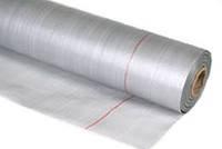 Пароизоляционный барьер (75м2), Budowa серый, SILVER, 85г/м2 (70205003)