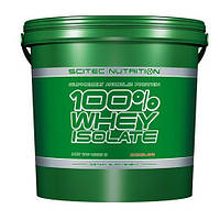 100% Whey Isolate 4 kg vanilla