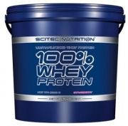 100% Whey Protein 5 kg chocolate