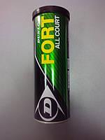 Мячи для тениса Dunlop 3 шт