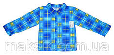 Рубашка для мальчика р.116-122