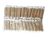 Ухочистка деревянная, упаковка 100 шт