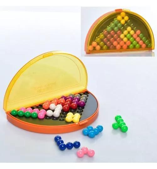 Гра головоломка, блоки, у пеналі 16,5*9,5*3 см