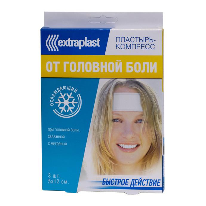 Перцовый пластырь при головной боли