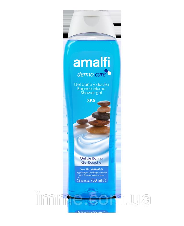 Гель для душу та ванни Amalfi Shower gel SPA 750 мл