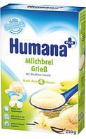 Каша HUMANA молочная кукурузно-рисовая с ванилью сухая для детей от 6-ти месяцев 250 г